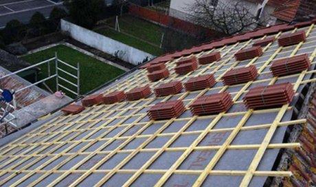 Réfection toiture à Toulouse
