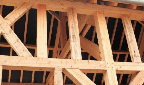 Rénovation charpente traditionnelle Montauban